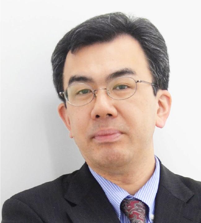 越塚 登 教授